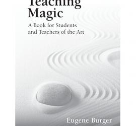 burger teaching magic, disponible en Magia Estudio
