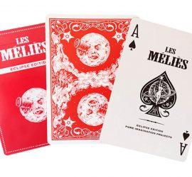 Les Méliès , baraja de colección disponible en Magia Estudio