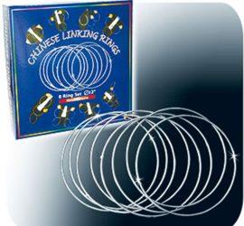 Aros chinos de 30 cm de diámetro disponibles en Magia Estudio