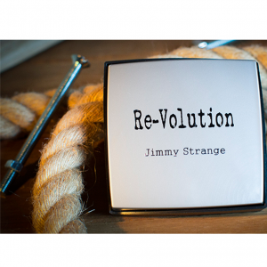 re volution jimmy strange