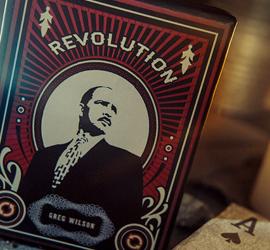 revolution gregory wilson