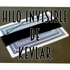 hilo invisible kevlar