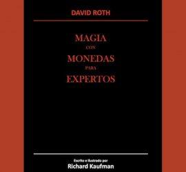 Magia con monedas de David Roth disponible en Magia Estudio