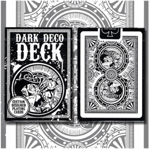 Dark Deco, baraja de colección disponible en Magia Estudio