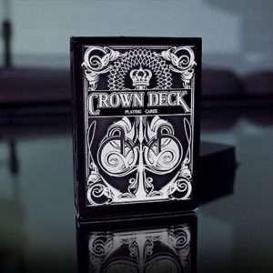 Black Crown, baraja de colección disponible en Magia Estudio