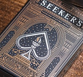 Seekers, baraja de colección disponible en Magia Estudio