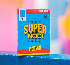 Super NOC, baraja de colección disponible en Magia Estudio