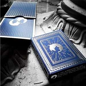 Blue Bomber, baraja de colección disponible en Magia Estudio