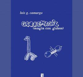 Globemagic, libro de magia con globos disponible en Magia Estudio
