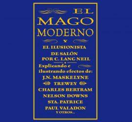 El Mago Moderno, disponible en Magia Estudio a un precio increíble