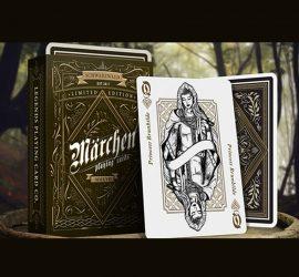 Märchen, baraja de colección disponible en Magia Estudio