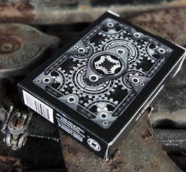 Mechanic VR2, baraja de colección disponible en Magia Estudio