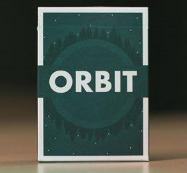 Sexta edición de la baraja Orbit, disponible en Magia Estudio