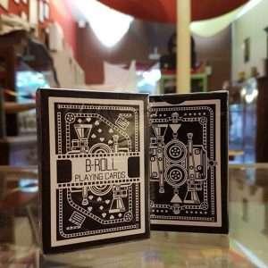 B-Roll baraja de colección disponible en Magia Estudio