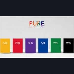 Pure NOC barajas para cardistry disponible en Magia Estudio