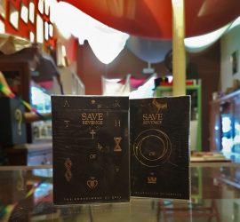 Save Reenge,baraja de colección disponible en Magia Estudio