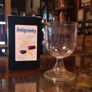 vaso antigravico