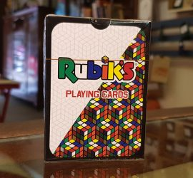rubik playing cards