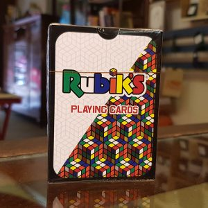 rubik playing cards