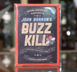 buzz-kill John Bannon