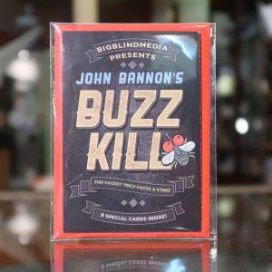 buzz-kill John Bannon