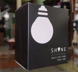 shine bombilla que se enciende sola