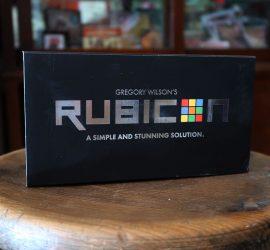 rubicon - greg wilson