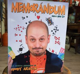 memorandum - Woody Aragon